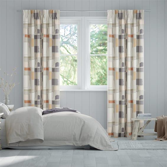Reishi Truffle Curtains