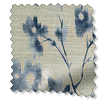 Renaissance Faux Silk Blueberry swatch image