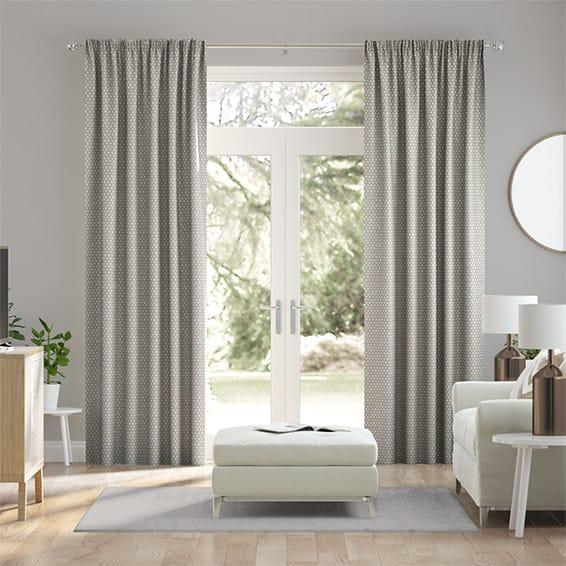 Rockhampton Latte Curtains