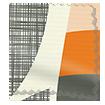 Rosebud Orange Roller Blind swatch image