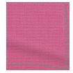 Santiago Blackout Passion Pink Roller Blind slat image
