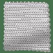 Sardinia Steel Vertical Blind sample image