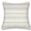 Scandinavia Stripe Aqua Curtains - Cushions