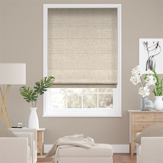 Scintilla Moon Rock Roman Blind