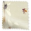 Secret Garden Faux Silk Autumn swatch image