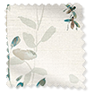 Secret Garden Faux Silk Inky Blue swatch image