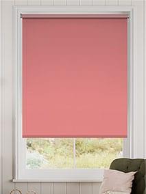 Sevilla Blackout Flamingo Pink Roller Blind thumbnail image