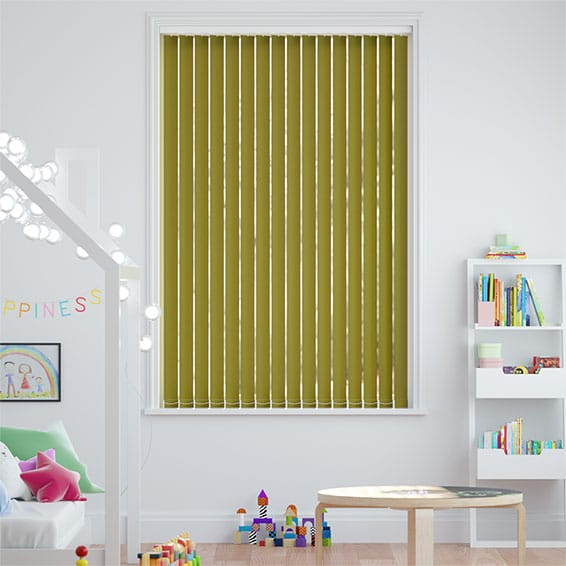 Sevilla Leaf Vertical Blind