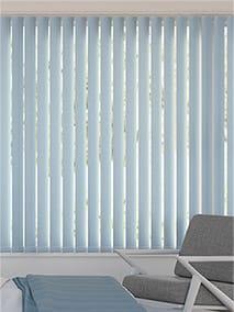 Sevilla Mayan Blue Vertical Blind thumbnail image