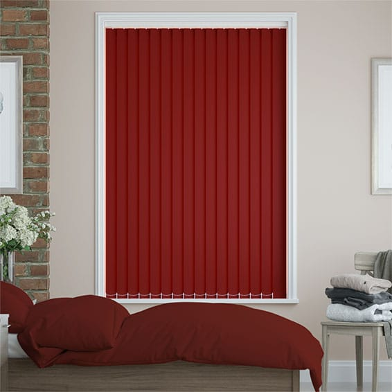 Sevilla Shiraz Vertical Blind
