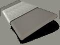 Shadow Grey and Elephant Grey Wooden Blind - 50mm Slat sample image
