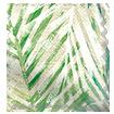 Choices Shadow Leaf Linen Green Roller Blind slat image