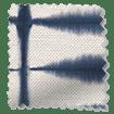 Shibori Indigo Roman Blind swatch image