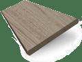 Smoke Whisper Faux Wood Blind - 50mm Slat sample image