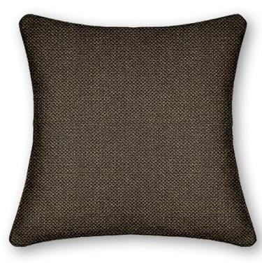 Smooth Sisal Warm Cocoa Curtains - Cushions