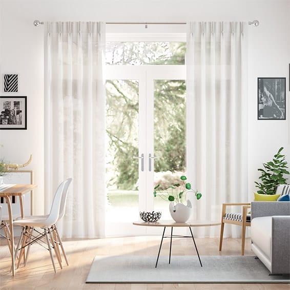 Soliel Voile Mist Curtains