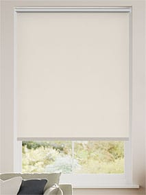Chromium Thermal Blackout Putty Roller Blind thumbnail image