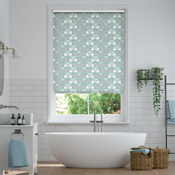 Splash Blackout Spike Mist Roller Blind