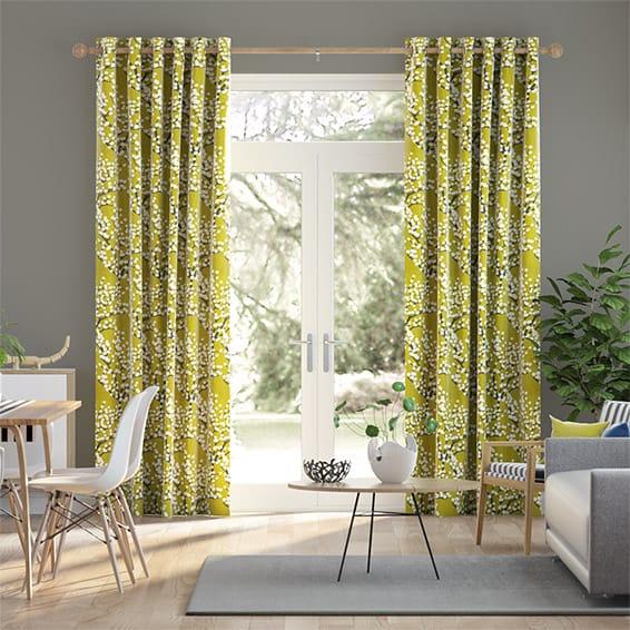Spring Blossom Dandelion Curtains