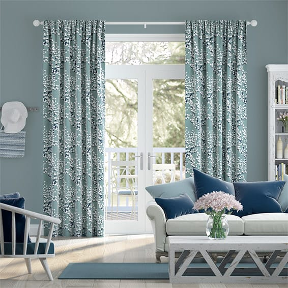 Spring Blossom Marine Curtains