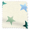 Starry Skies Multi Blues swatch image