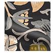 William Morris Strawberry Thief Velvet Taupe Curtains sample image