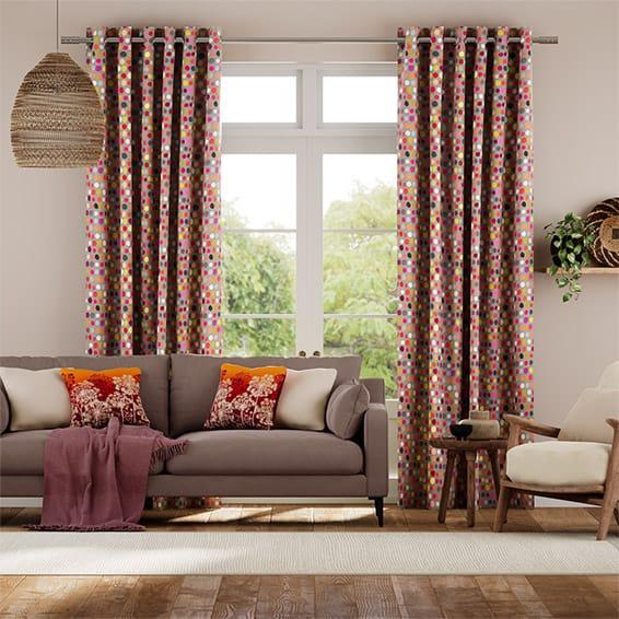 Studio Spot Autumn Curtains