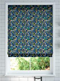 Studio Spot Winter Roman Blind thumbnail image