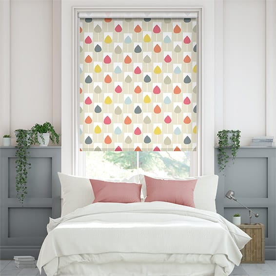 Sula Fruit Punch Roller Blind