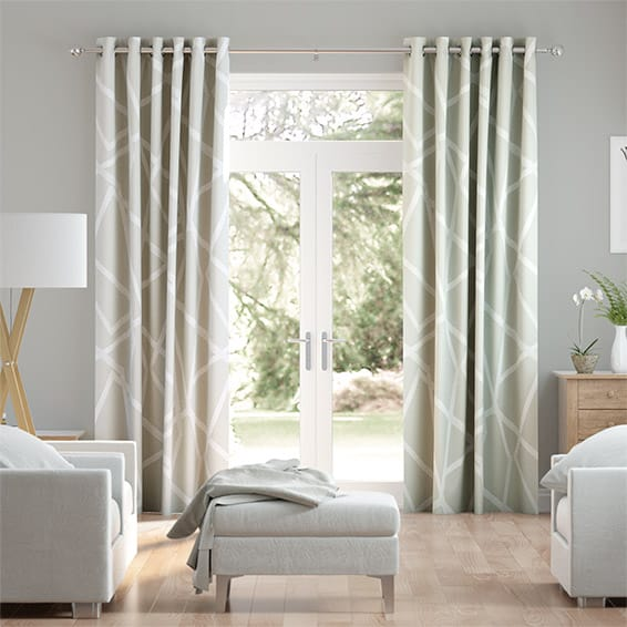 Sumi Chalk Curtains