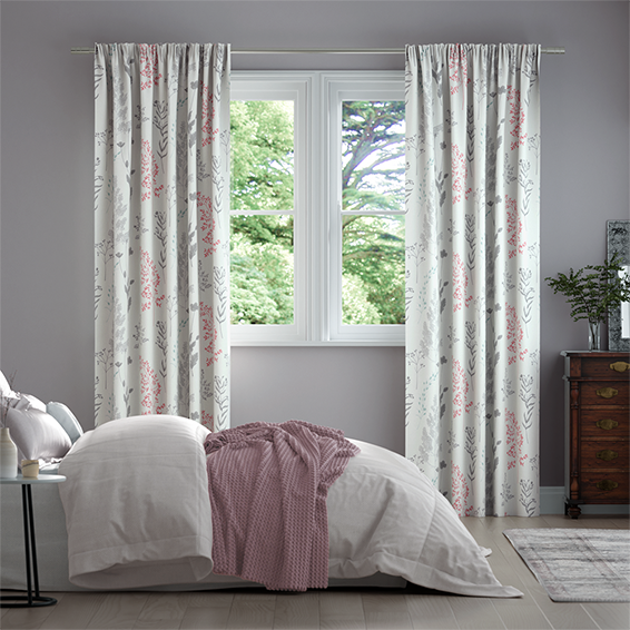 Summer Meadow Blossom Curtains