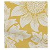 William Morris Sunflower Honey Curtains sample image