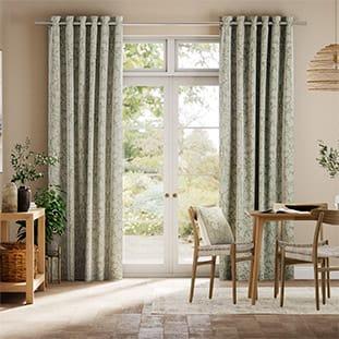 William Morris Sunflower Soft Green thumbnail image