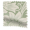 William Morris Sunflower Soft Green swatch image