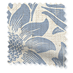William Morris Sunflower Vintage Blue swatch image