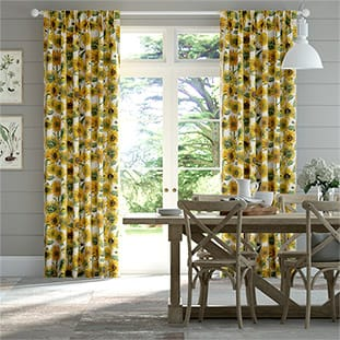 Sunflowers Yellow Curtains thumbnail image