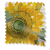 Sunflowers Yellow Curtains slat image