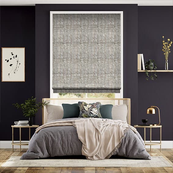 Sussex Iron Roman Blind