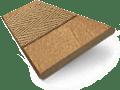 English Oak & Hemp - 50mm Slat slat image