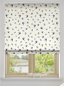 Swallows and Swifts Blue thumbnail image