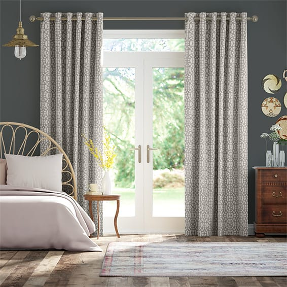 Swazi African Grey Curtains