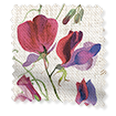 Sweet Pea Lilac Roman Blind swatch image