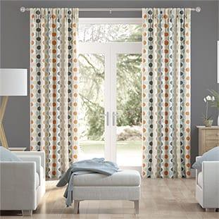 Taimi Fruit Punch Curtains thumbnail image