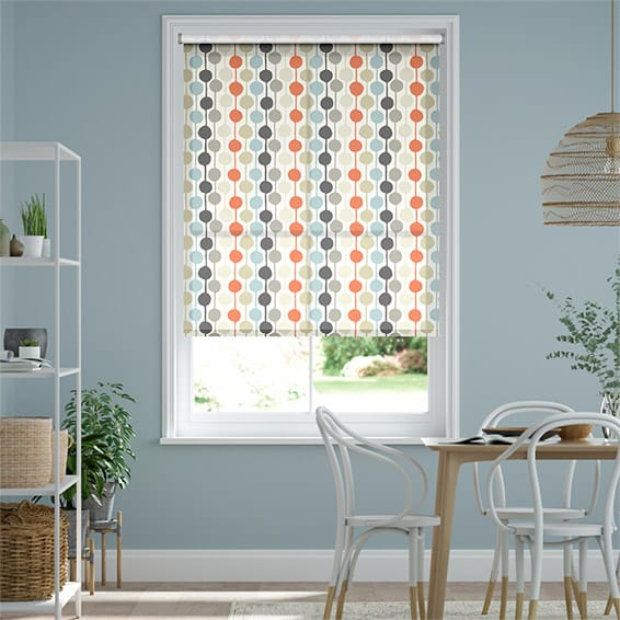 Taimi Fruit Punch Roller Blind