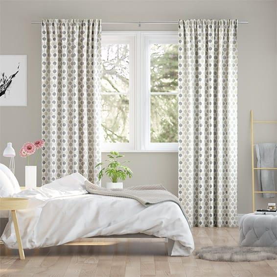 Taimi Neutral Curtains