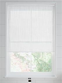 Tessere Dove White Roller Blind thumbnail image