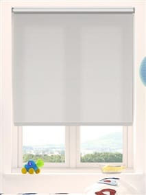 Thermal Plus Misty Grey Roller Blind thumbnail image