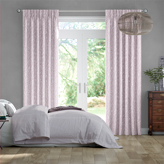 Timothy Grass Heather Curtains