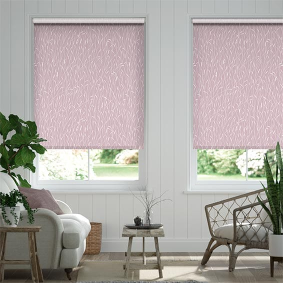 Timothy Grass Heather Roller Blind