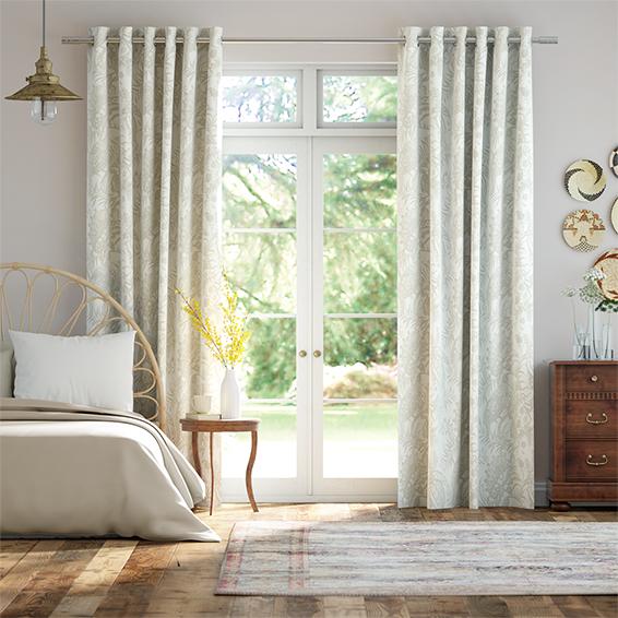 Toco Neutral  Curtains
